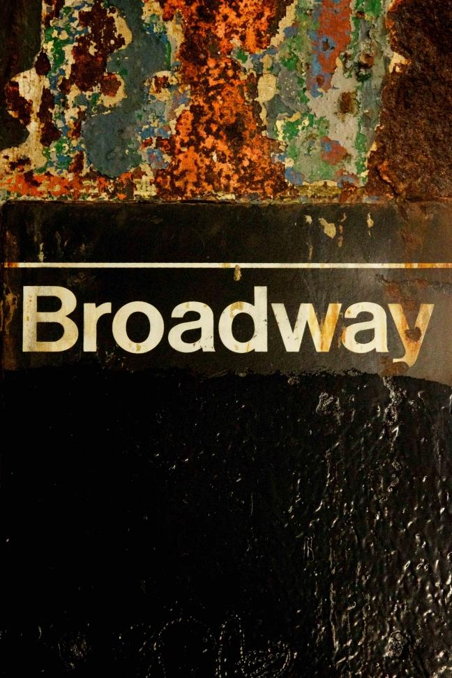 Broadway (novembre 2012)