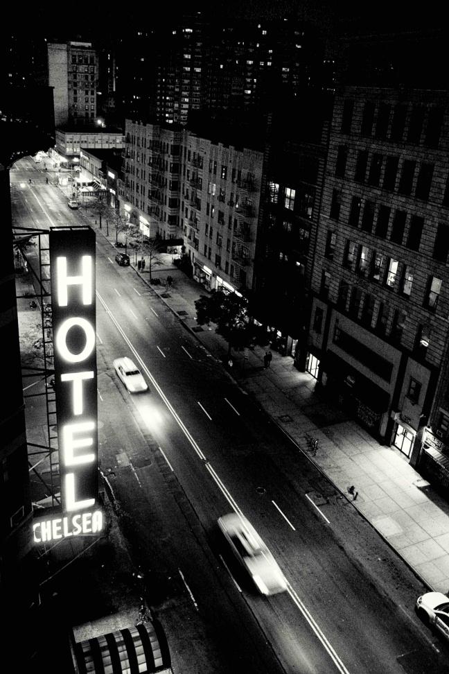 Chelsea Hotel (Novembre 2008)