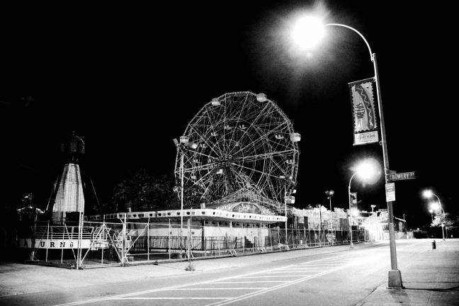 Coney Island (Novembre 2008)