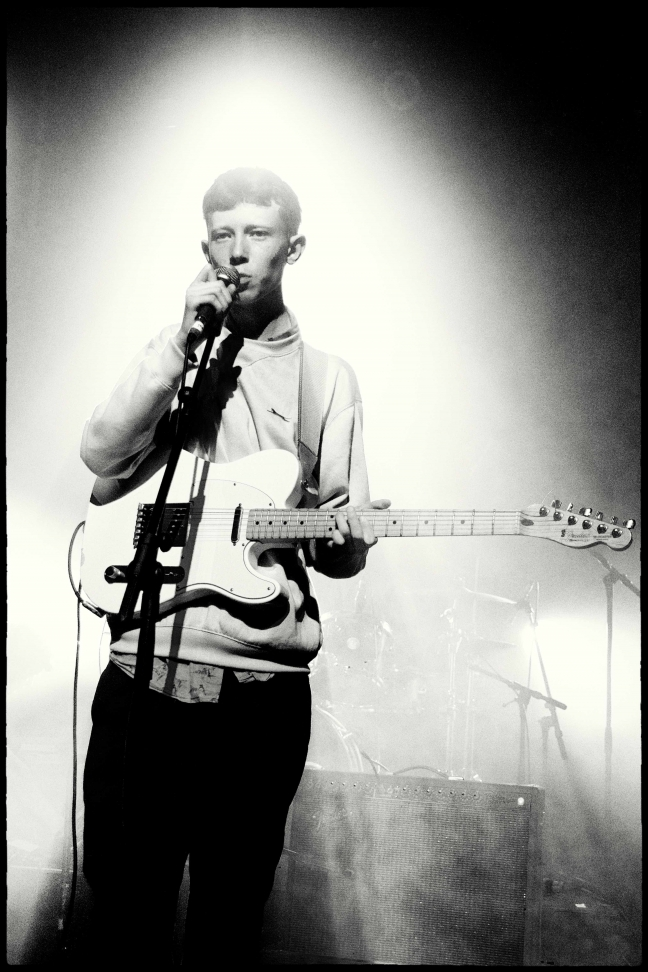 King Krule (Printemps de Bourges 2012)