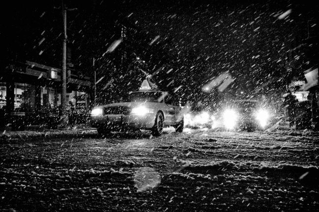 Let it snow (Novembre 2012)