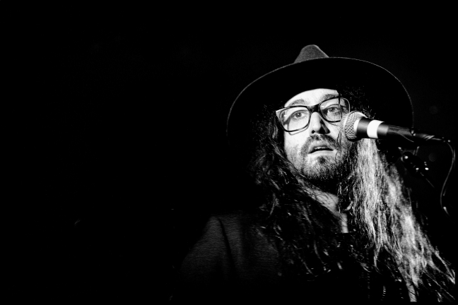 Sean Lennon et The GOASTT (Maroquinerie 2014)