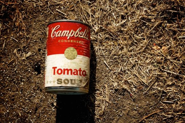 Tomato Soup (Décembre 2013)