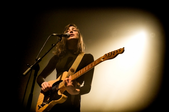 Fishbach au Printemps de Bourges (2016)