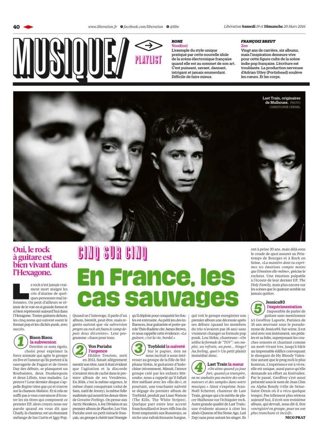Last Train - Libération (2016)